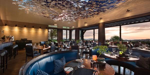 South Africa - Winelands - Delaire Graff Estate - Indochine Restaurant