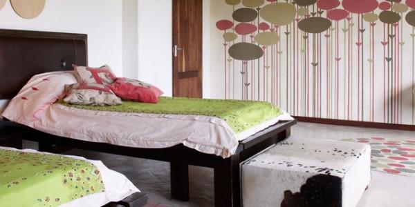 Tanzania - Arusha - Hatari Lodge - Bedroom