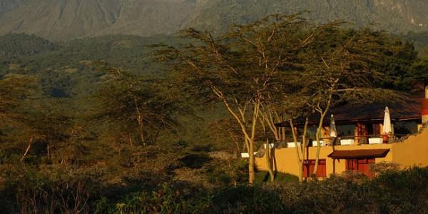 Tanzania - Arusha - Hatari Lodge - Overview