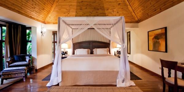 Tanzania - Arusha - Legendary Lodge - Bedroom