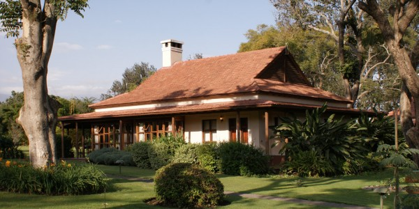 Tanzania - Arusha - Legendary Lodge - Overview