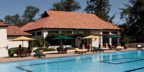 Tanzania - Arusha - Legendary Lodge - Pool