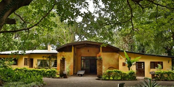 Tanzania - Arusha - Rivertrees Country Inn - Farm House