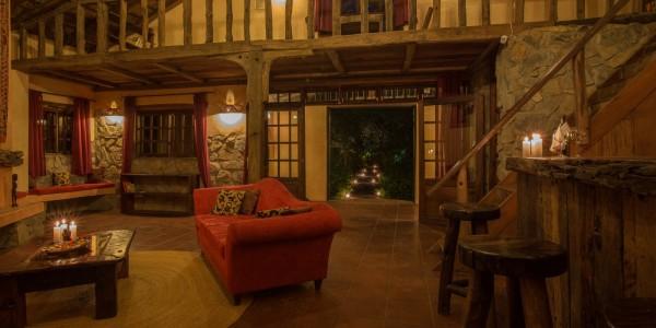 Tanzania - Arusha - Rivertrees Country Inn - River House Entrance