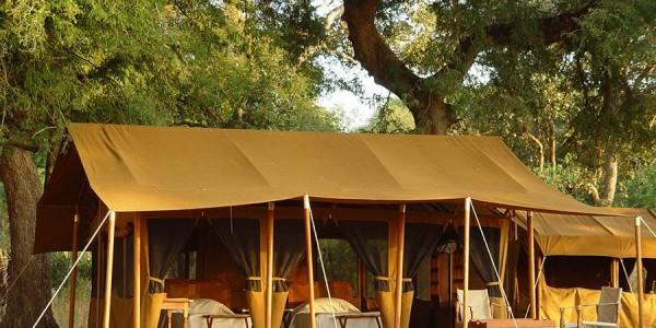 Tanzania - Katavi National Park - Chada Katavi - Guest Tent