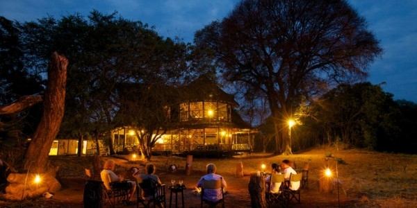 Tanzania - Katavi National Park - Katavi Wildlife Camp - Night