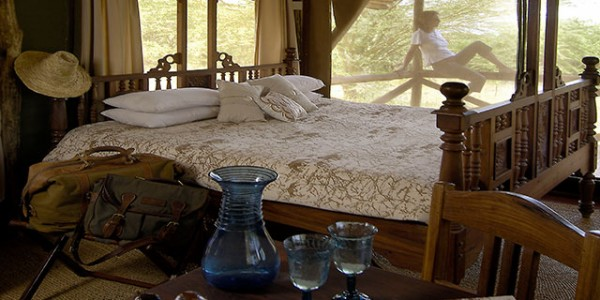 Tanzania - Lake Manyara National Park - Kirurumu Manyara Lodge - Room
