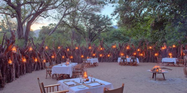 Tanzania - Lake Manyara National Park - andBeyond Lake Manyara Tree Lodge - Forest Boma