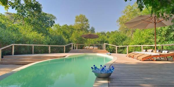 Tanzania - Lake Manyara National Park - andBeyond Lake Manyara Tree Lodge - Pool