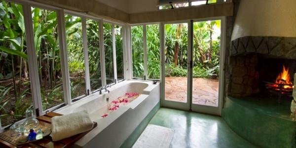 Tanzania - Ngorongoro Crater - Gibbs Farm - Bathroom
