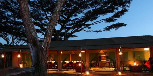 Tanzania - Ngorongoro Crater - Lemala Ngorongoro Tented Camp - Dining Area