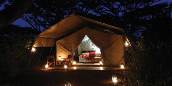 Tanzania - Ngorongoro Crater - Lemala Ngorongoro Tented Camp - Room