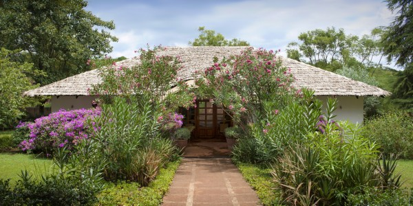 Tanzania - Ngorongoro Crater - The Plantation Lodge - Overview