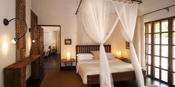 Tanzania - Ngorongoro Crater - The Plantation Lodge - Room