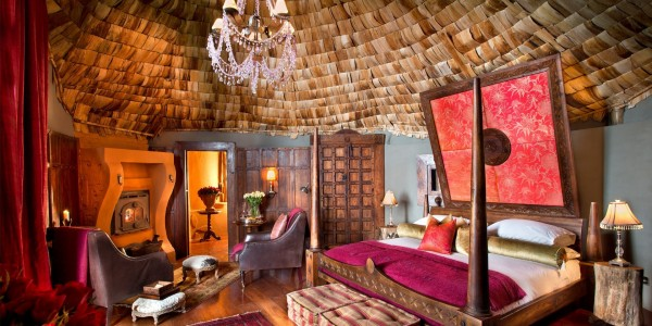 Tanzania - Ngorongoro Crater - andBeyond Ngorongoro Crater Lodge - Safari Suites