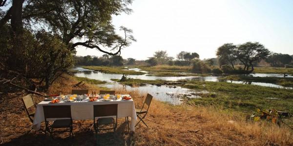 Tanzania - Ruaha National Park - Jongomero Camp - Dining