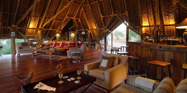 Tanzania - Ruaha National Park - Jongomero Camp - Inside