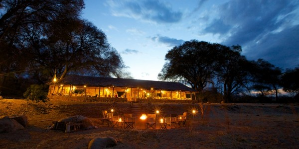 Tanzania - Ruaha National Park - Ruaha River Lodge - Overview