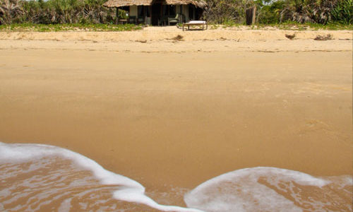 Tanzania - Saadani National Park- Saadani Safari Lodge - Beach