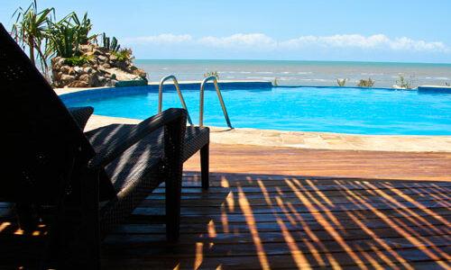 Tanzania - Saadani National Park- Saadani Safari Lodge - Pool
