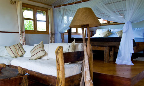 Tanzania - Saadani National Park- Saadani Safari Lodge - Siri Suite