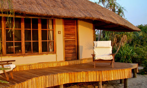 Tanzania - Saadani National Park- Saadani Safari Lodge - Suite Exterior