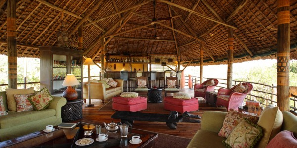 Tanzania - Selous Game Reserve - Siwandu Camp - Overview