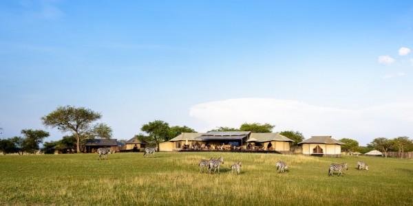 Tanzania - Serengeti National Park - Singita Sabora Tented Camp - Overview
