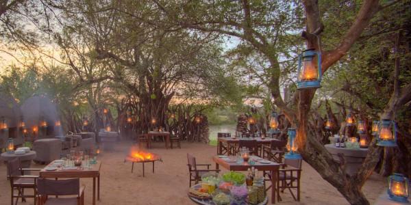 Tanzania - Serengeti National Park - andBeyond Grumeti Serengeti Tented Camp - African Boma