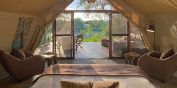Tanzania - Serengeti National Park - andBeyond Grumeti Serengeti Tented Camp - Suite