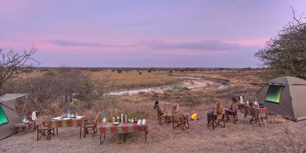 Tanzania - Tarangire National Park - Oliver's Camp - Fly Camping