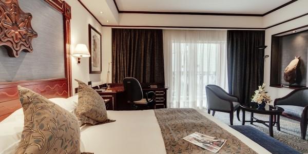 Uganda - Entebbe, Jinja & Kampala - Kampala Serena Hotel - Deluxe Room