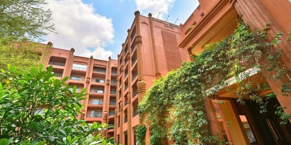 Uganda - Entebbe, Jinja & Kampala - Kampala Serena Hotel - Overview