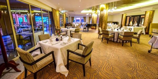 Uganda - Entebbe, Jinja & Kampala - Kampala Serena Hotel - Pearl of Africa Restaurant