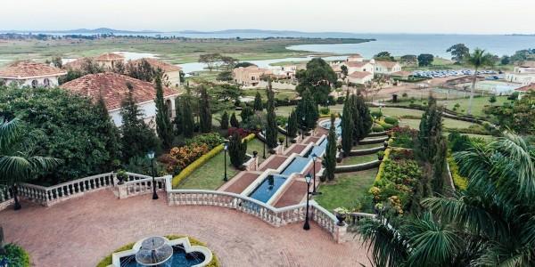 Uganda - Entebbe, Jinja & Kampala - Lake Victoria Serena Golf Resort & Spa - Overview