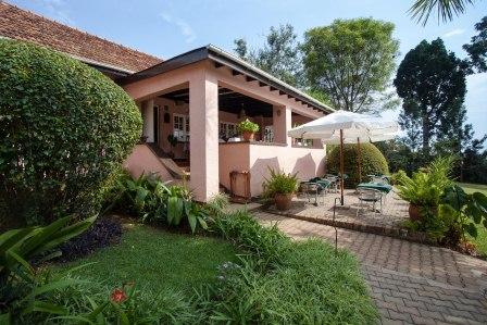 Uganda - Entebbe, Jinja & Kampala - The Boma Hotel - Overview