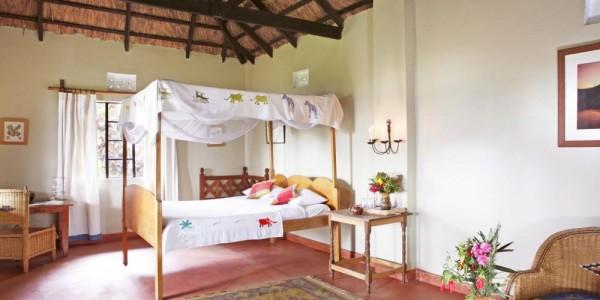 Uganda - Kibale Forest National Park - Ndali Lodge - Room 2