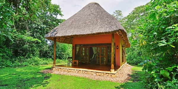 Uganda - Kibale Forest National Park - Primate Lodge - Cottage