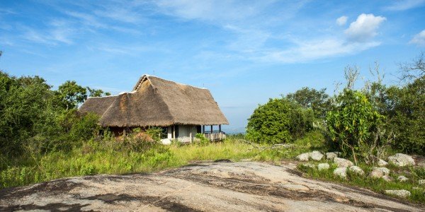 Uganda - Lake Mburo National Park - Mihingo Lodge - Overview