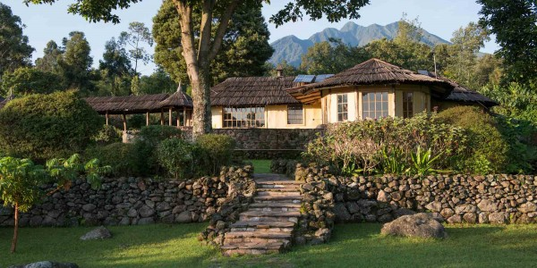 Uganda - Mgahinga Gorilla National Park - Mount Gahinga Lodge - Overview