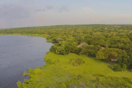 Uganda - Murchison Falls National Park - Baker's Lodge - Overview