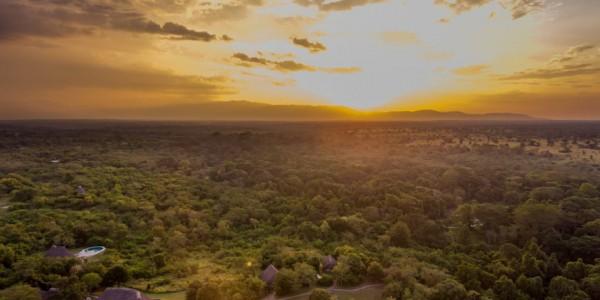 Uganda - Semliki Valley - Semliki Safari Lodge - Overview