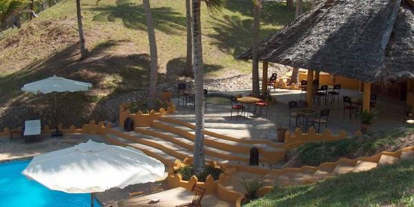 Zanzibar - Mafia Island - Kinasi Lodge - Lodge
