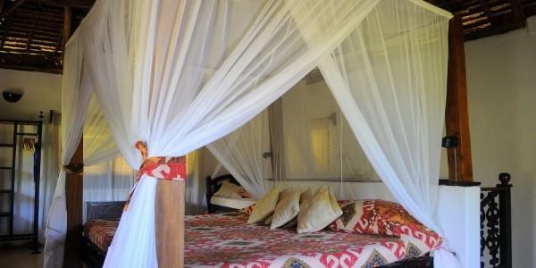 Zanzibar - Mafia Island - Kinasi Lodge - Room