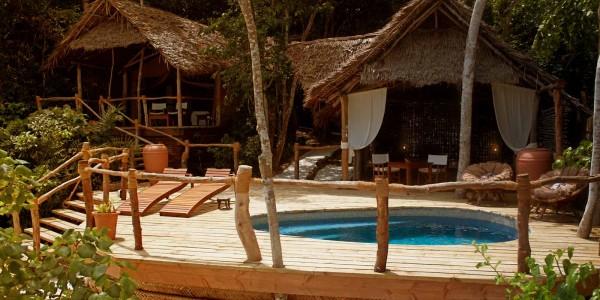 Zanzibar - Pemba Island - Fundu Lagoon - Pool