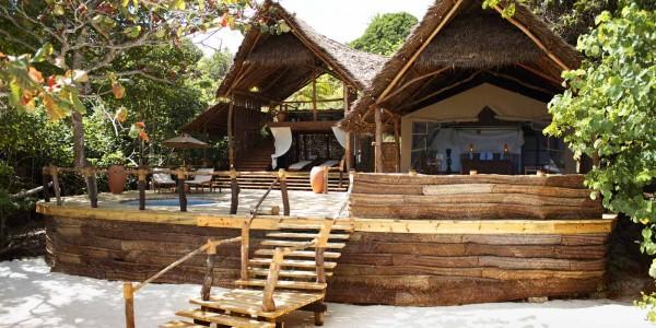 Zanzibar - Pemba Island - Fundu Lagoon - Superior Suite