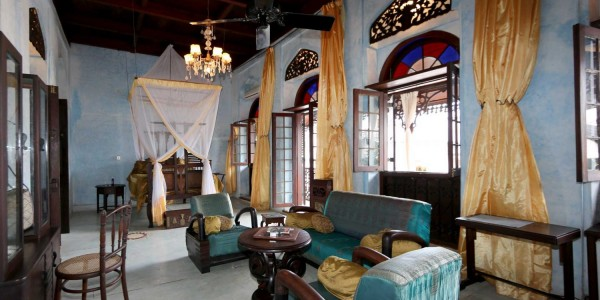 Zanzibar - Zanzibar - Stone Town - Emerson Spice - Camille Room