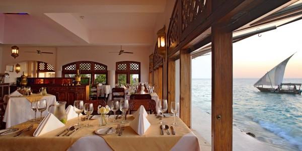 Zanzibar - Zanzibar - Stone Town - Zanzibar Serena Hotel - Dining