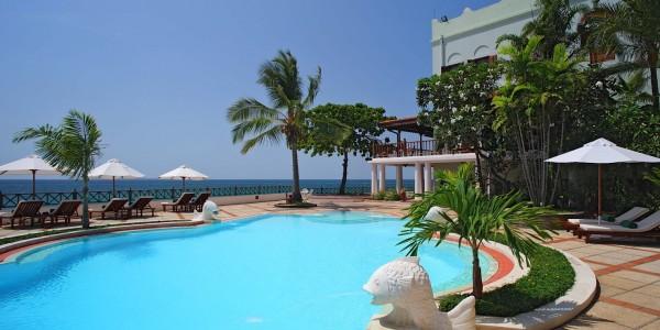 Zanzibar - Zanzibar - Stone Town - Zanzibar Serena Hotel - Pool
