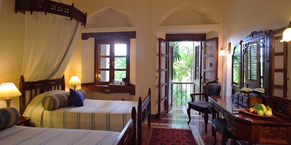 Zanzibar - Zanzibar - Stone Town - Zanzibar Serena Hotel - Standard twin room